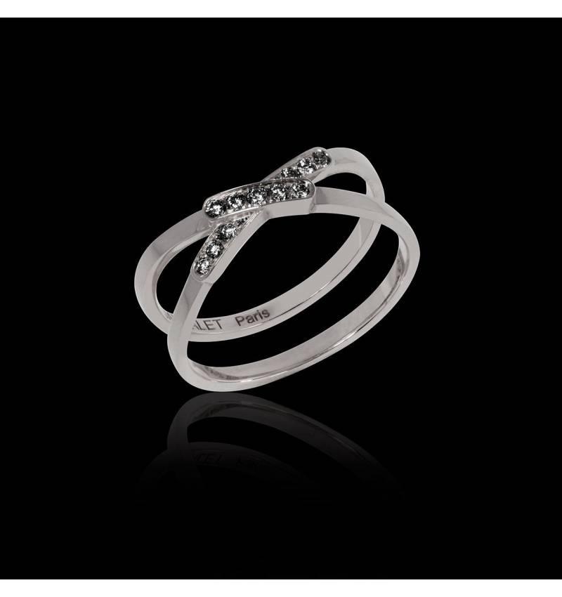 Bague diamant Tifene