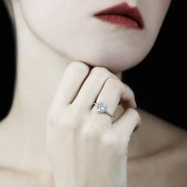Bague diamant Anya