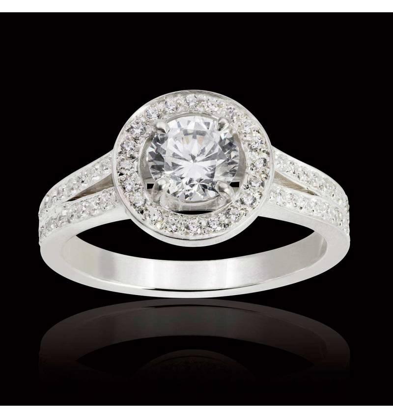 Bague diamant Sarah