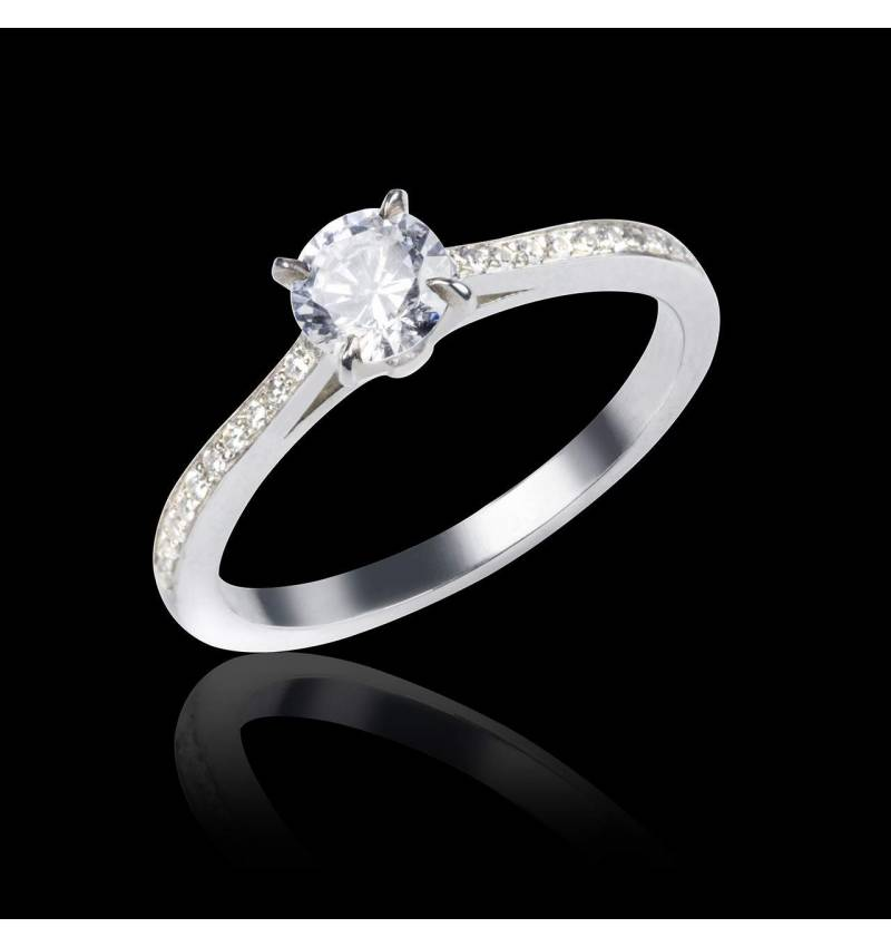 Bague diamant Elodie