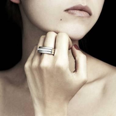 Bague diamant Sensus