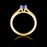 Bague Tanzanite Elodie