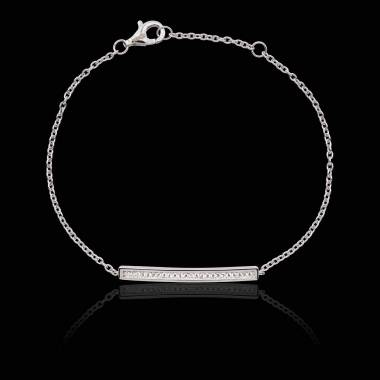 Bracelet diamant Pavé