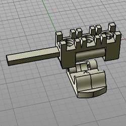 Bracelet sur mesure 3D - Jaubalet