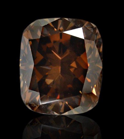 Diamant brun - Jaubalet Paris