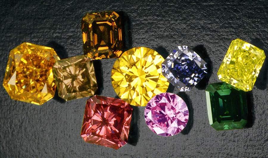 Frabige Diamanten online bei Jaubalet Paris