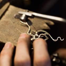 Fabrication collier sur mesure 2- Jaubalet