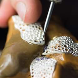 Fabrication pendentif 1 - Jaubalet