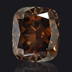 Diamant Fancy-deep-brown - Jaubalet