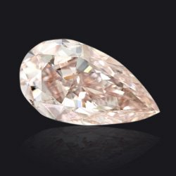 Diamant Fancy-orangy-Pink-2 - Jaubalet