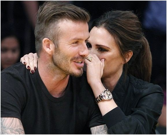 All of Victoria Beckham's Engagement Rings