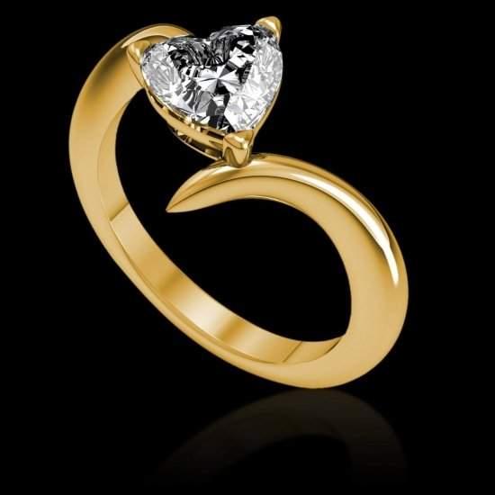 bague-de-fiancailles-diamant-coeur-serpentine