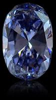 Achat diamant Bleu en ligne