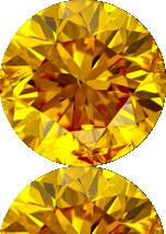 Achat diamant Orange en ligne