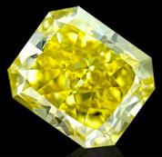 Achat diamant jaune en ligne