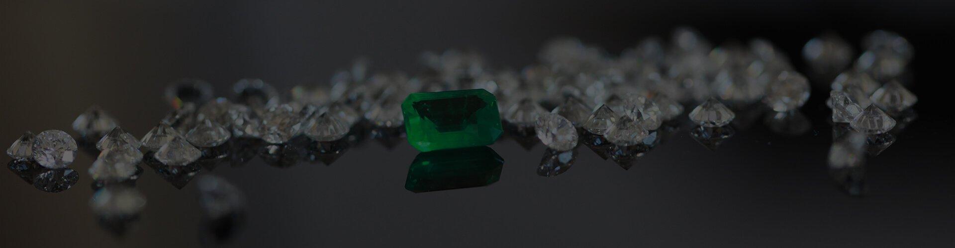 Edelstine und Diamanten bei Jaubalet Paris