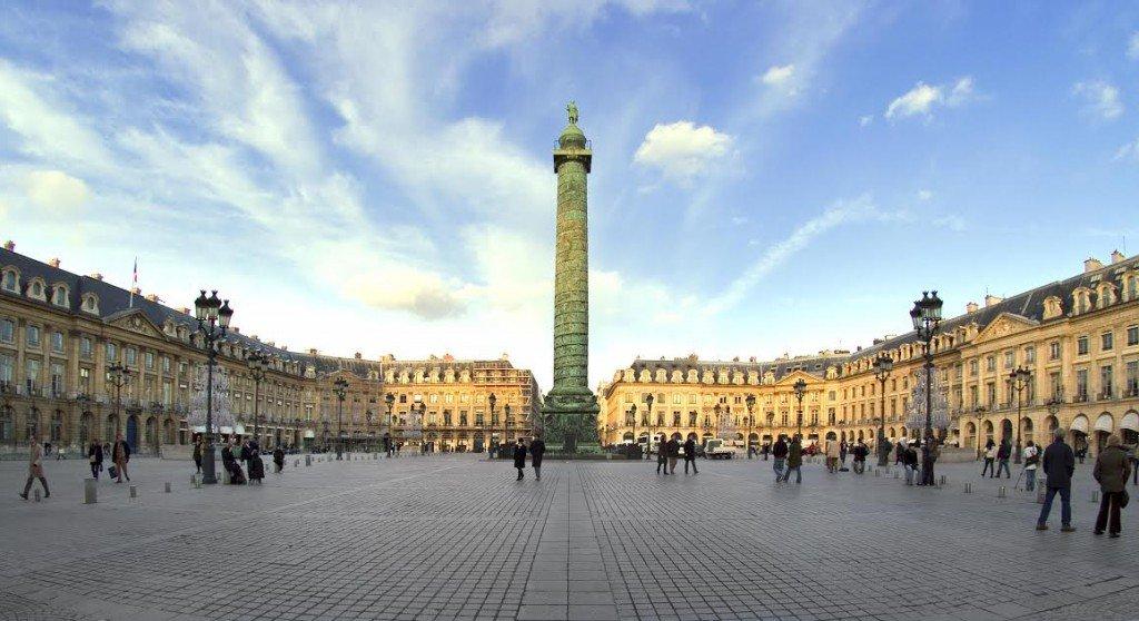 Place Venshome Paris